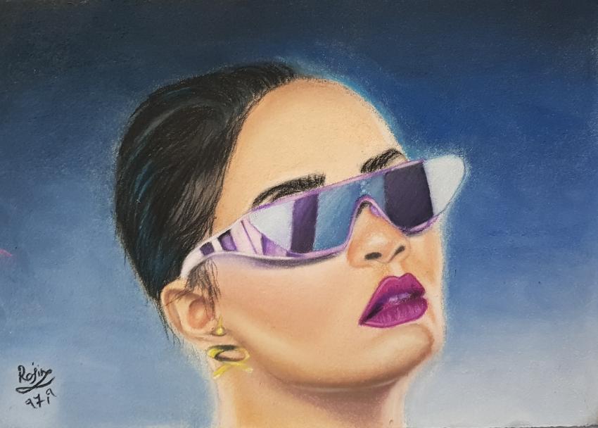 Rihanna by rojin